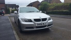BMW 3-Series 318i petrol manual 06 plate.