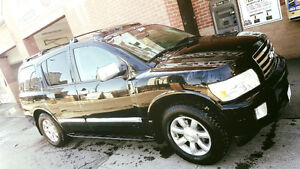 2005 Infiniti QX56 SUV, NAVEGATION/TV/DVD/SUNROOF/LEATHER