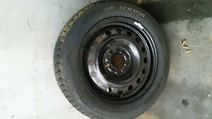 Tire and Rim never used