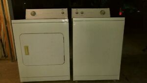 Roper Made By Whirlpool Washer/Dryer Set For Sale