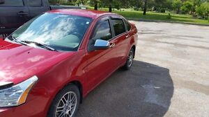 2011 Ford Focus SE Sedan -Thank you to all those interested/SOLD
