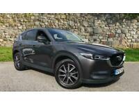 2017 Mazda CX-5 2.0 Sport Nav 5dr Manual Petrol Estate
