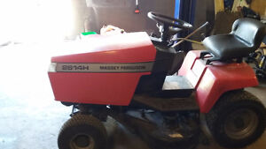 repairs to lawn tractors