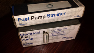Brand new Nissan 240sx fuel pump and strainer