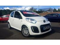 2012 Citroen C1 1.0i VTR 5dr Manual Petrol Hatchback