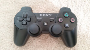 Sony Playstation 3 & Games & Controller/wires