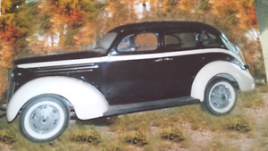 1937  Dodge to sell or trade for C-class