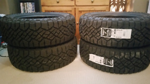 Brand new tires need gone asap please contact