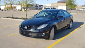 2010 Mazda 6 Sedan .... NO ACCIDENTS 8400