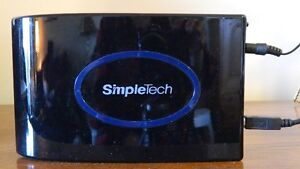 SimpleTech SimpleDrive External Hard Drive (500GB, Pininfarina) Kingston Kingston Area image 1
