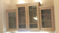 Kitchen Craft Upper Cabinets