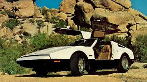 Looking for an obscure/weird/oddball car!