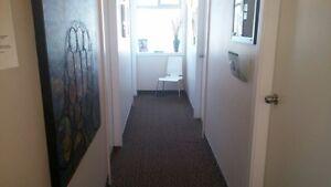 Practitioner's Room for Rent in Yoga/Wellness Studio Loft