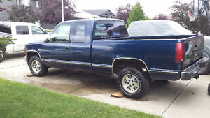 1993 Chevrolet Pickup Truck FOR PARTS