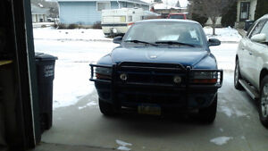 2002 Dodge Dakota Pickup Truck