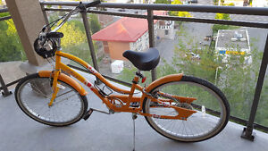 Sims 7-Speed Cruiser Bicycle & Gear