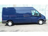 2013 Ford Transit 2.2TDCi ( 125PS ) ( EU5 ) 300M Med Roof Van 300 MWB