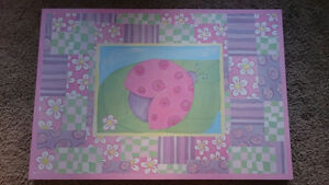 Canvas Art for girls room London Ontario image 1