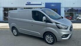 2020 Ford Transit Custom 280 L1 Diesel Fwd 2.0 EcoBlue 130ps Low Roof Limited Va