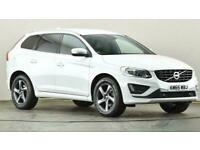 2015 Volvo XC60 D5 [220] R DESIGN Lux Nav 5dr AWD Geartronic Auto FourByFour die