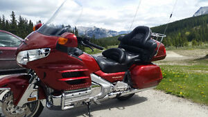 Honda Goldwing GL1800A