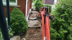 MIGHTY MOE EXCAVATING - LANDSCAPE SPECIALISTS~WE CAN DIG IT Cambridge Kitchener Area image 9