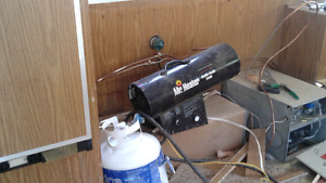 Mr. Heater propane heater