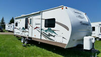 2005 Coachmen Chaparral 294RKS
