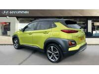 2019 Hyundai Kona 1.0T GDi Blue Drive Premium SE 5dr Petrol Hatchback Hatchback