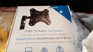 TV Full tilt wall mount
