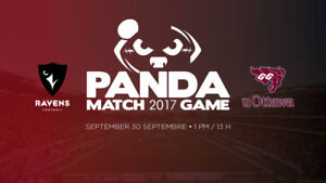 Panda Game 2017 - uOttawa South Side