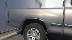 02 TUNDRA BOX - EXT CAB reduced to $450 Moose Jaw Regina Area image 2
