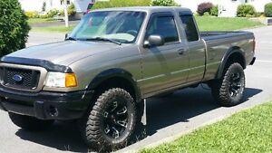 2004 Ford Ranger levell 2 Camion