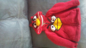 Size 2t angry birds knitted sweater