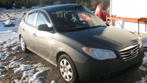 2008 Hyundai Elantra Sedan PARTS CAR