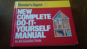 Reader's Digest New Complete Do-It-Yourself Manual Kitchener / Waterloo Kitchener Area image 1