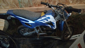 Brand new 50 cc mini dirt bike