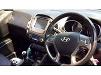 2013 Hyundai IX35 2.0 CRDi SE Nav 5dr Manual Diesel Estate