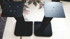 SANUS SPEAKER STANDS ! LIKE NEW !