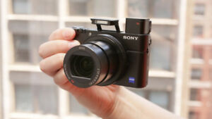 Mint Sony RX100 III for sale