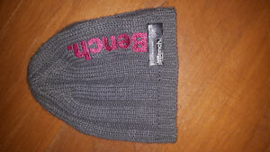 girls size small bench winter hat.