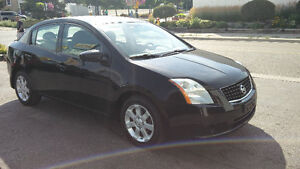 2009 Nissan Sentra AUTOMATIC 207,000km Safety/E-tested!