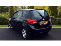 2015 Vauxhall Meriva 1.4i 16V Exclusiv 5dr Manual Petrol Estate