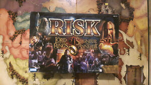 Risk: Lord of the Rings (Trilogy Edition)