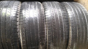 P245-50-20  MICHELIN LATITUDE