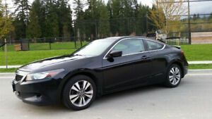2010 Honda Accord Coupe EX-L Manual