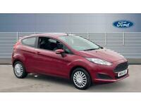 2014 Ford Fiesta 1.25 Style 3dr Petrol Hatchback Hatchback Petrol Manual