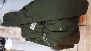 VERY WARM WINTER JACKET( NEVER USED)