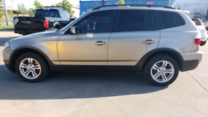 Bmw X3i automatic Awd in good condition