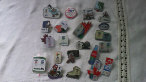 Olympic 2010 Pins